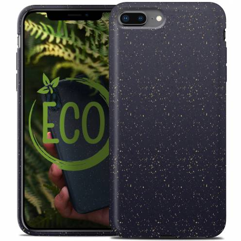 Biodegradable ZERO Waste case for iPhone 7 Plus / 8 Plus black