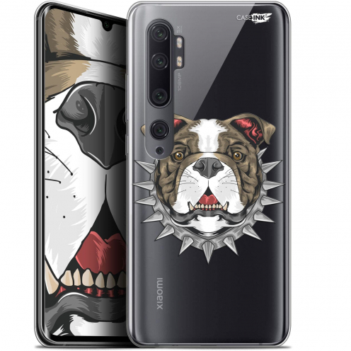 "Extra Slim Gel Xiaomi Mi Note 10 / Pro (6.47"") Case Design Doggy"