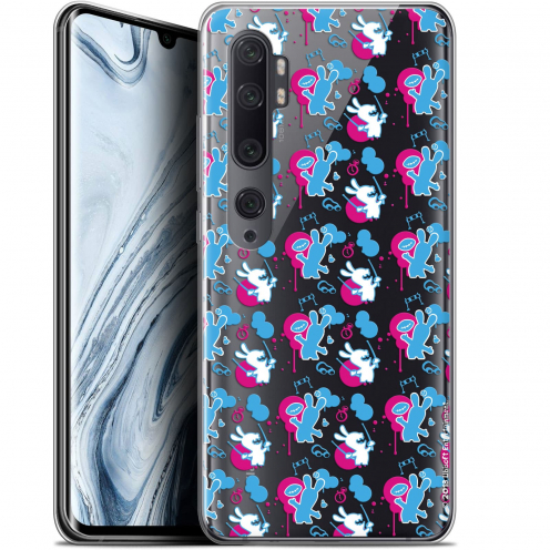 "Gel Xiaomi Mi Note 10 / Pro (6.47"") Case Lapins Crétins™ Rugby Pattern"
