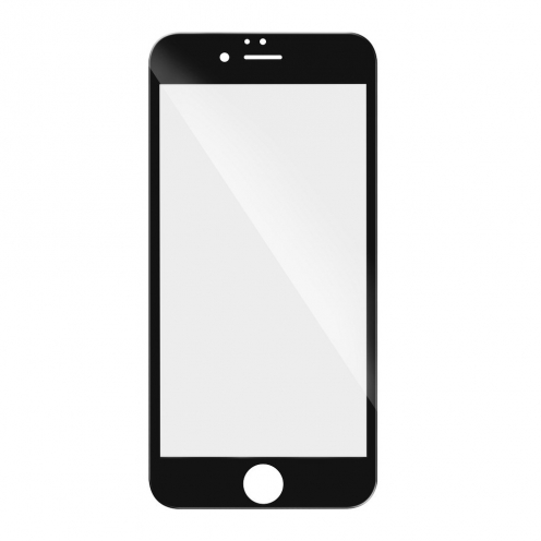 5D Full Glue Tempered Glass - for Samsung Galaxy S20 Ultra (hole) black