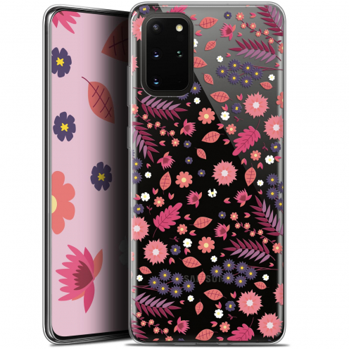 "Extra Slim Gel Samsung S20+ (6.7"") Case Spring Printemps"