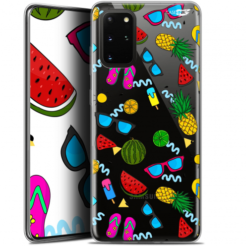 "Extra Slim Gel Samsung S20+ (6.7"") Case Design Summers"