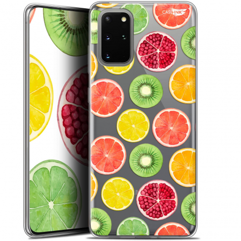 "Extra Slim Gel Samsung S20+ (6.7"") Case Design Fruity Fresh"