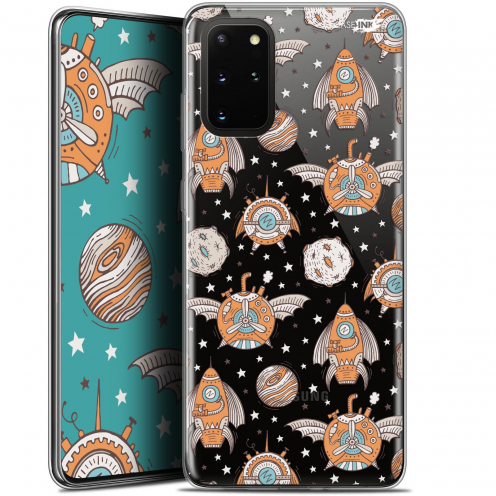 "Extra Slim Gel Samsung S20+ (6.7"") Case Design Punk Space"