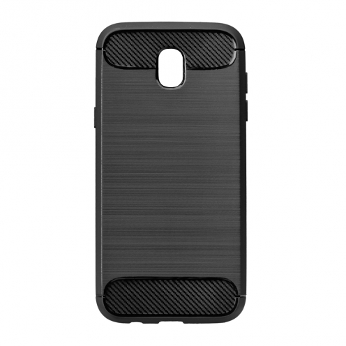 Forcell CARBON Case for Samsung Galaxy J5 2017 black