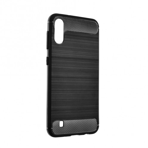 Forcell CARBON Case for Samsung Galaxy M21 black