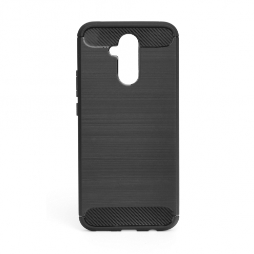 Forcell CARBON Case for Huawei Mate 20 LITE black