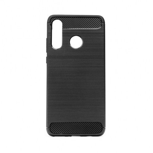 Forcell CARBON Case for Huawei P40 Lite E black