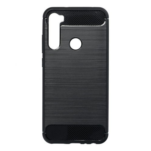 Forcell CARBON Case for Xiaomi Redmi NOTE 8 black