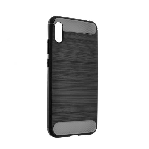 Forcell CARBON Case for Huawei Y6P black