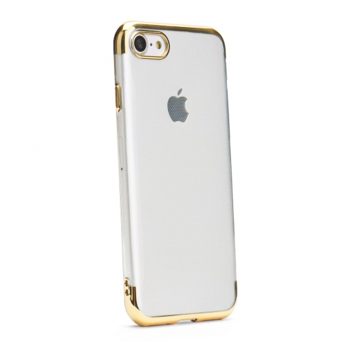 Forcell NEW ELECTRO Case for iPhone 5 / 5S / SE gold