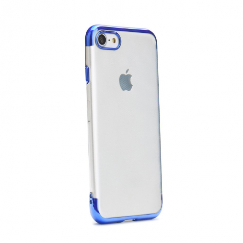 Forcell NEW ELECTRO Case for iPhone 5 / 5S / SE blue