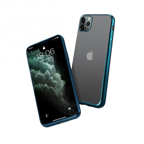 Forcell NEW ELECTRO MATT Case for iPhone 11 PRO green