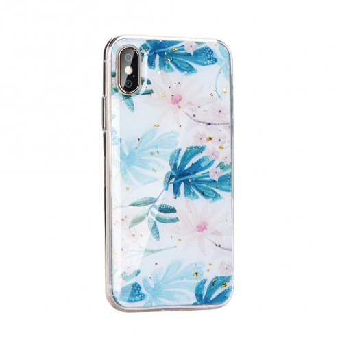 Forcell MARBLE Case for Huawei P40 Lite E design 2