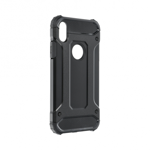 "Forcell ARMOR Case for iPhone XR ( 6,1"" ) black"