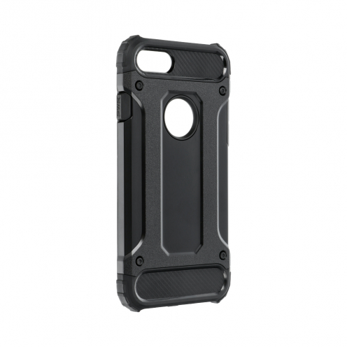 Forcell ARMOR Case for iPhone 8 black
