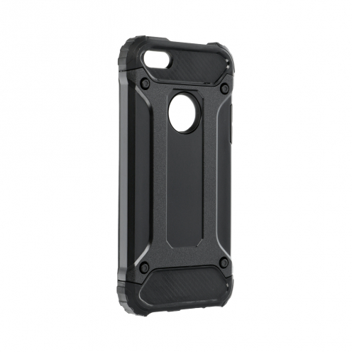 Forcell ARMOR Case for iPhone 5/5S/SE black