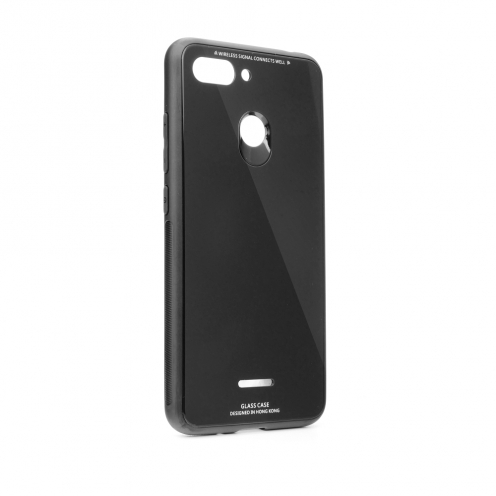 GLASS Case for Xiaomi Redmi GO black
