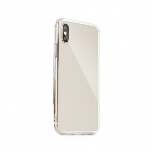 "GLASS Case for iPhone 11 2019 ( 6,1"" ) transparent"