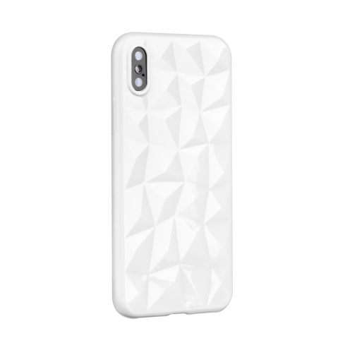 "Forcell PRISM Case for iPhone XR ( 6,1"" ) white"