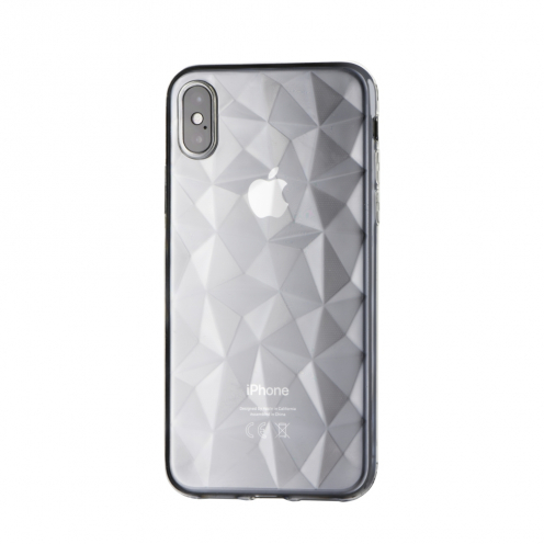 Forcell PRISM Case for Huawei Y6 2019 clear
