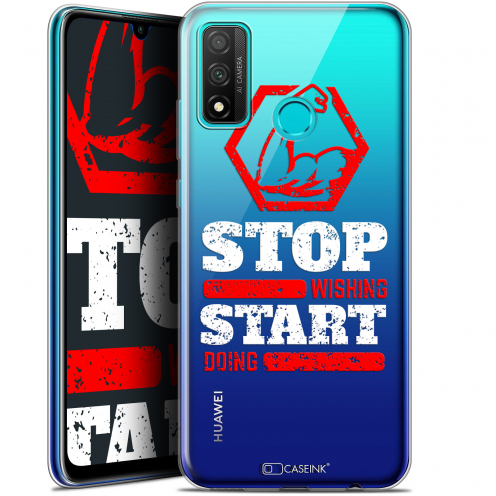 "Extra Slim Gel Huawei P Smart 2020 (6.2"") Case Quote Start Doing"