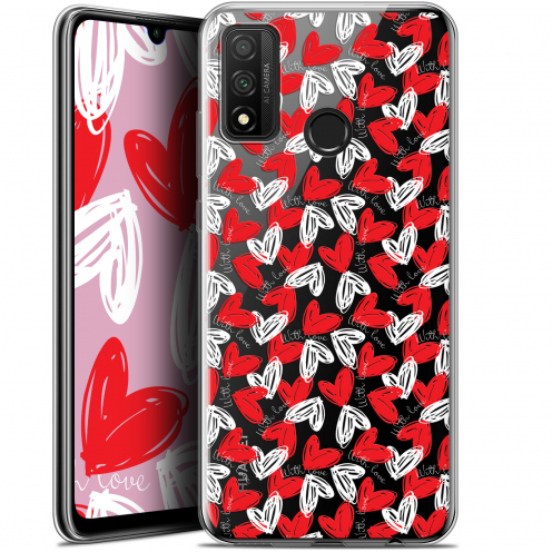 "Extra Slim Gel Huawei P Smart 2020 (6.2"") Case Love With Love"