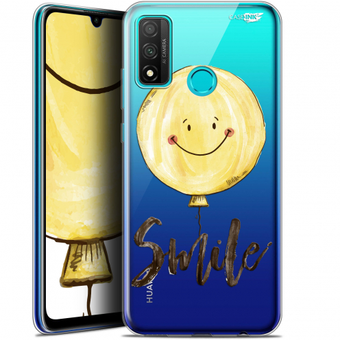 "Extra Slim Gel Huawei P Smart 2020 (6.2"") Case Design Smile Baloon"