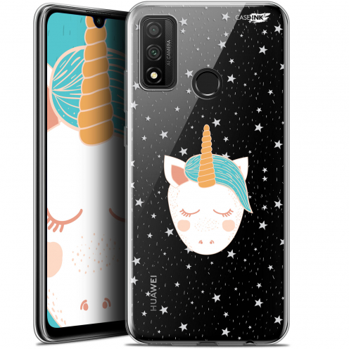 "Extra Slim Gel Huawei P Smart 2020 (6.2"") Case Design Licorne Dors"