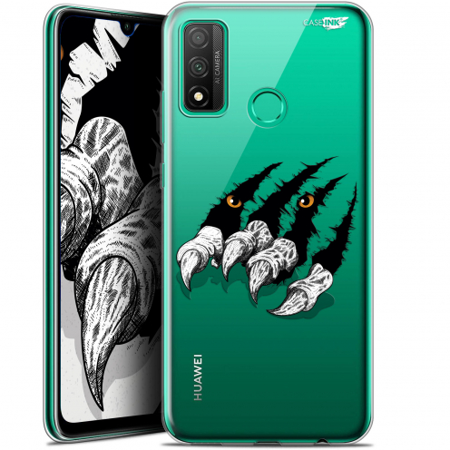 "Extra Slim Gel Huawei P Smart 2020 (6.2"") Case Design Les Griffes"