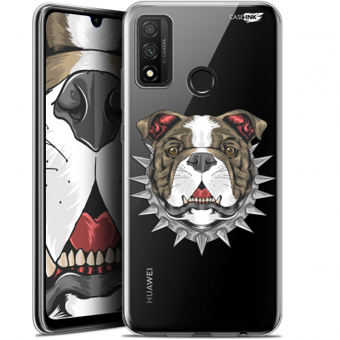 "Extra Slim Gel Huawei P Smart 2020 (6.2"") Case Design Doggy"