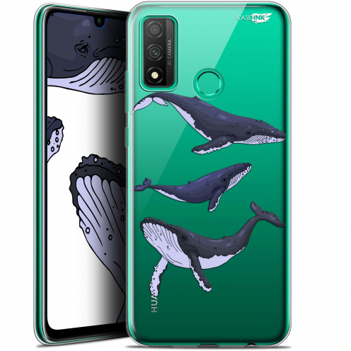 "Extra Slim Gel Huawei P Smart 2020 (6.2"") Case Design Les 3 Baleines"