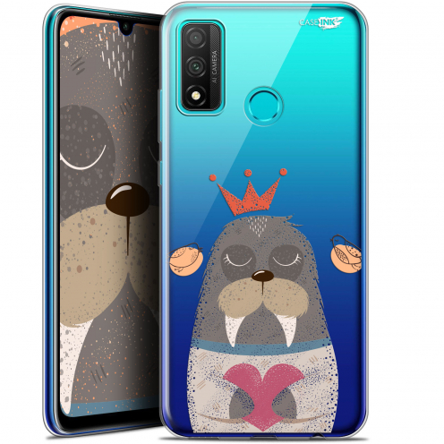 "Extra Slim Gel Huawei P Smart 2020 (6.2"") Case Design Sketchy Walrus"
