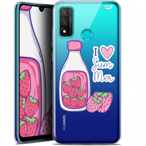 "Extra Slim Gel Huawei P Smart 2020 (6.2"") Case Design Milky Summer"