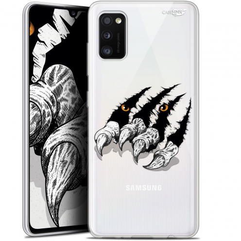 "Extra Slim Gel Samsung Galaxy A41 (6.1"") Case Design Les Griffes"