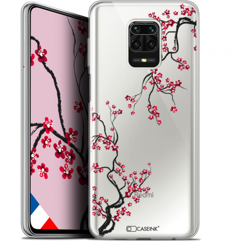 "Extra Slim Gel Xiaomi Redmi Note 9S (6.67"") Case Summer Sakura"