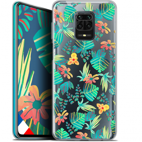 "Extra Slim Gel Xiaomi Redmi Note 9S (6.67"") Case Spring Tropical"