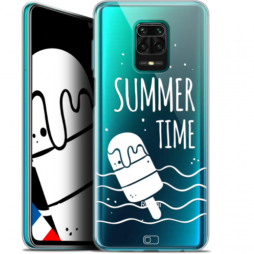 "Extra Slim Gel Xiaomi Redmi Note 9S (6.67"") Case Summer Summer Time"