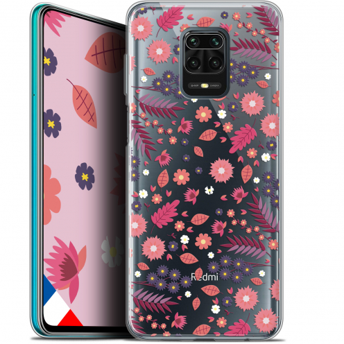 "Extra Slim Gel Xiaomi Redmi Note 9S (6.67"") Case Spring Printemps"