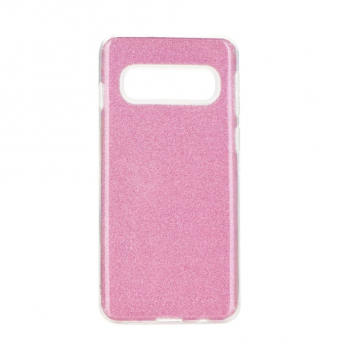 Forcell SHINING Case for Samsung Galaxy S20 Plus / S11 pink