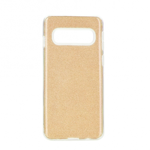 Forcell SHINING Case for Samsung Galaxy S20 Plus / S11 gold