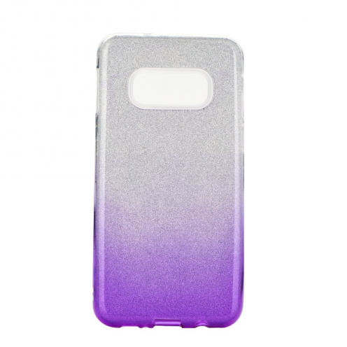 Forcell SHINING Case for Samsung Galaxy S20 / S11e clear/violet