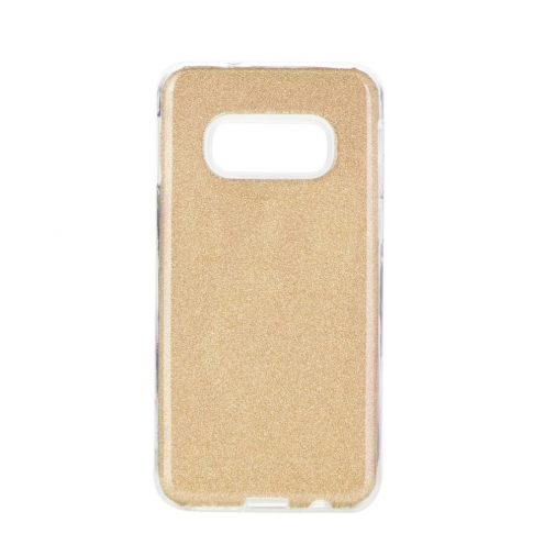 Forcell SHINING Case for Samsung Galaxy S20 / S11e gold