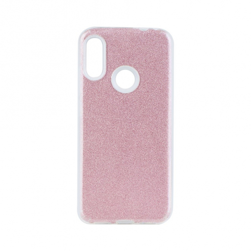 Forcell SHINING Case for Xiaomi Redmi 9 pink