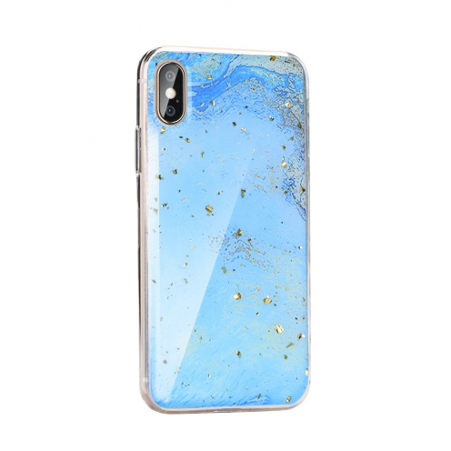 Forcell MARBLE Case for Samsung Galaxy M31 Design 3