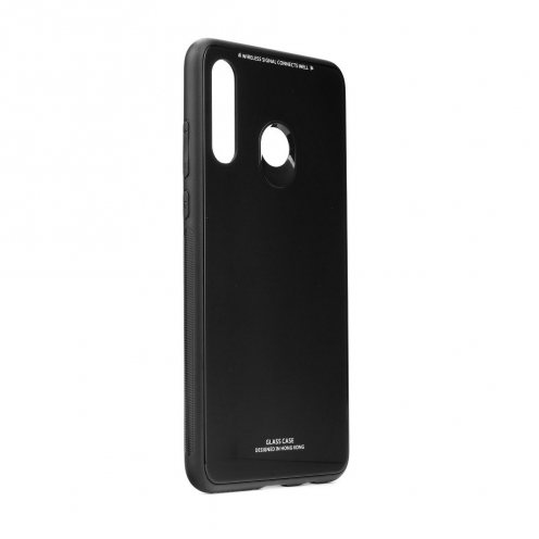 GLASS Case for Huawei Y5P black
