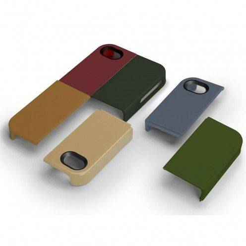 Shell Case - Mate ® Quartet iPhone 4 S/4
