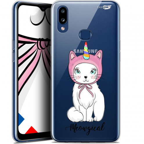 "Extra Slim Gel Samsung Galaxy A10S (6.1"") Case Design Ce Chat Est MEOUgical"