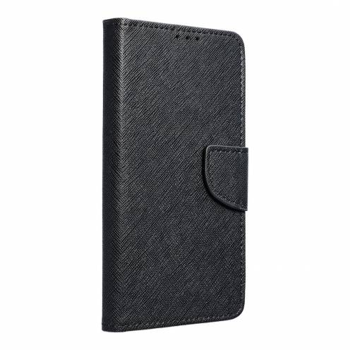 Fancy Book case for Samsung M21 black
