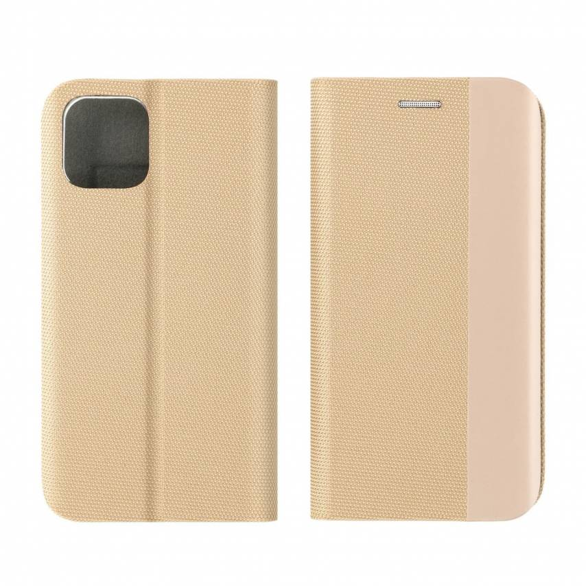 SENSITIVE Book for Samsung A40 gold